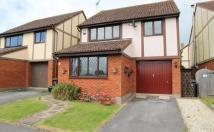 4 bed Detached property for sale in Broadstone...