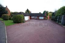 Detached Bungalow in Gurston Rise...