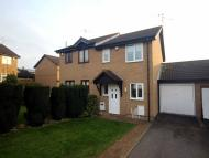 2 bedroom semi detached house for sale in Tees Close...