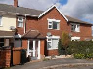 Terraced house in Grange Avenue, Aldridge