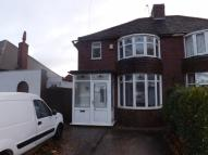3 bedroom semi detached home for sale in Lazy Hill Road, Aldridge