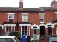 4 bed Terraced property to rent in Muriel Road, Norwich...