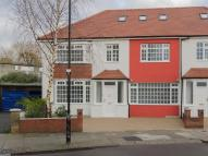 semi detached home for sale in Rectory Gardens, London...