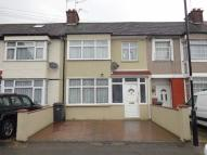 Terraced property in Southall, Middlesex