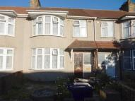 Terraced property in Evelyn Grove, Southall...
