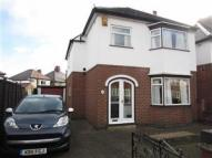 3 bed Detached property in Stretton Road, Nuneaton