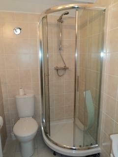 Shower Ground Floor