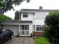 semi detached property for sale in Caxton Road Rainhill L35
