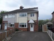semi detached property in Eglington Avenue Whiston...