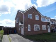 semi detached house to rent in Manorwood Drive Whiston...