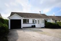 2 bed Bungalow in Ashleigh, Tregye Road...