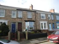 Terraced home for sale in The Crescent, Truro