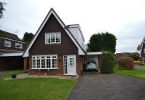 3 bedroom Detached property in Chestnut Drive...