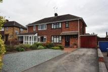 3 bedroom semi detached property for sale in Ascot Road Stafford...