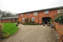 4 bed Barn Conversion in Tixall, Stafford...