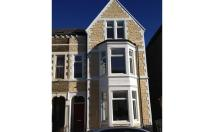 semi detached house for sale in Claude Road, Cardiff