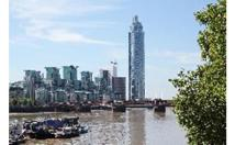 2 bed Flat to rent in 21, One St. George Wharf...