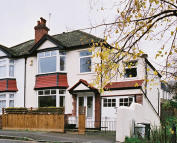 semi detached house in Bournville Road, London