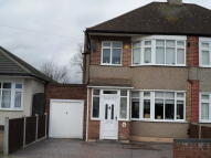 3 bedroom semi detached house in Newbury Gardens...