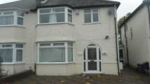 3 bedroom semi detached property to rent in Brooklands Road...