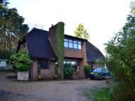 Detached property in Beacon Hill Road...