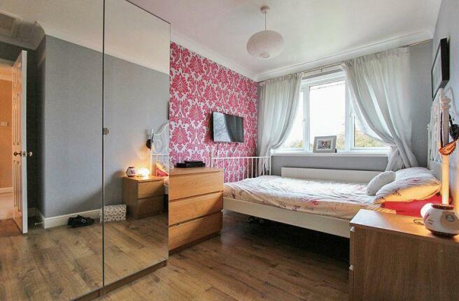 Bedroom Left Rear