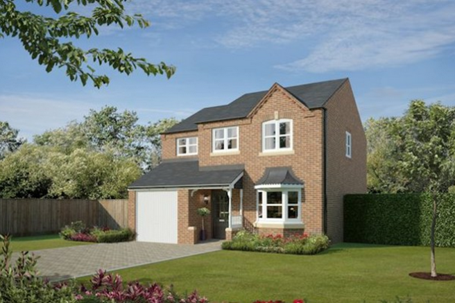 The Forge New Homes Development By Morris Homes Ltd