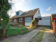 Semi-Detached Bungalow to rent in Monks Crescent, Durham...