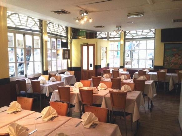 What is a restaurant rent lease?