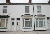 Terraced house in Meath Street...