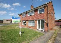 3 bedroom semi detached property in Masterton Drive...
