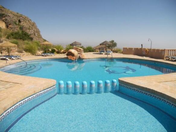 Aspect of pool