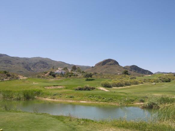 Cortijo Grande Golf