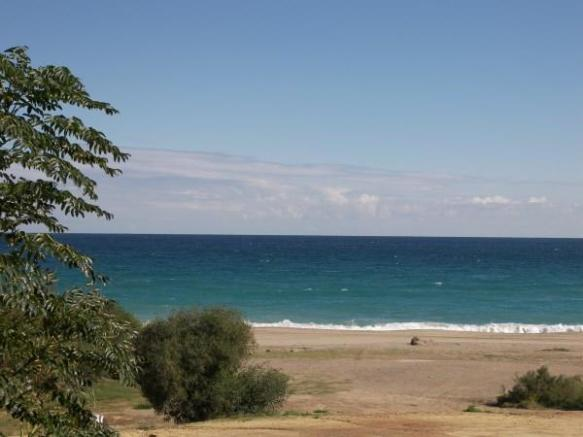 Mojácar beach