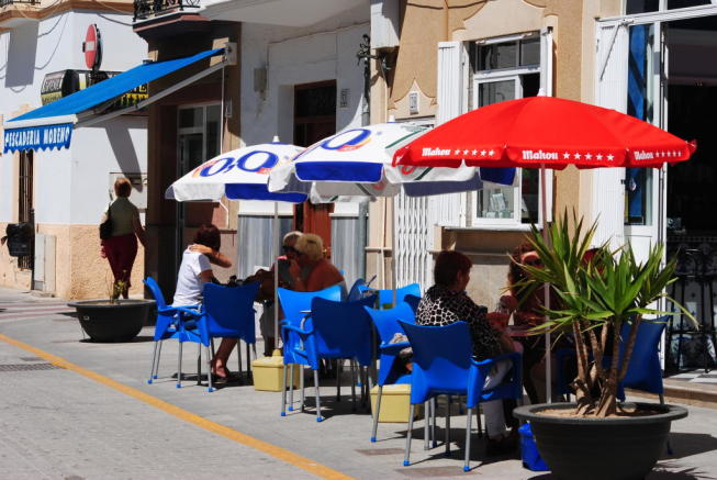 Turre street cafe