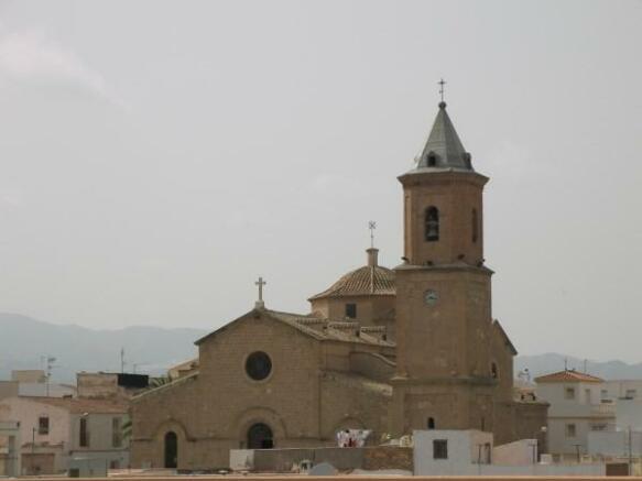 Turre Church