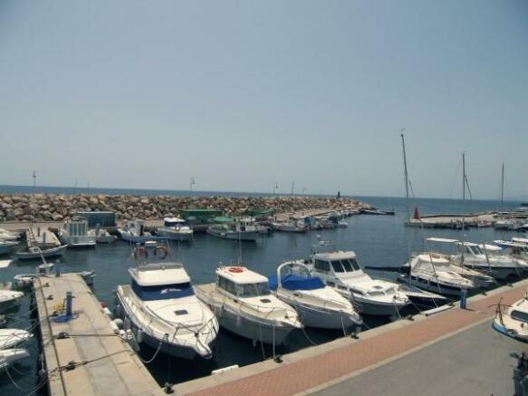 Villaricos Harbour