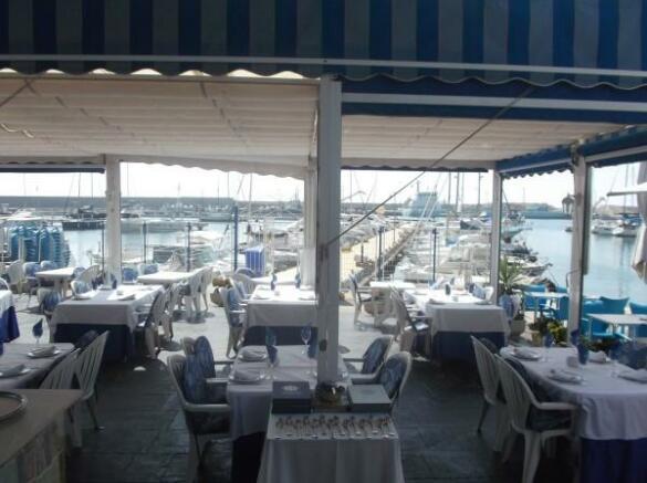 Garrucha restaurant