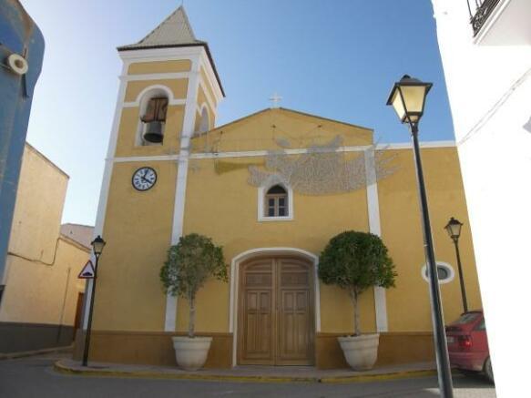 Los Gallardos Church