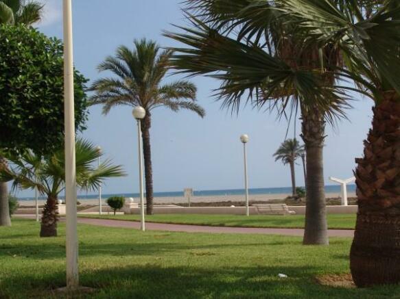 Vera playa