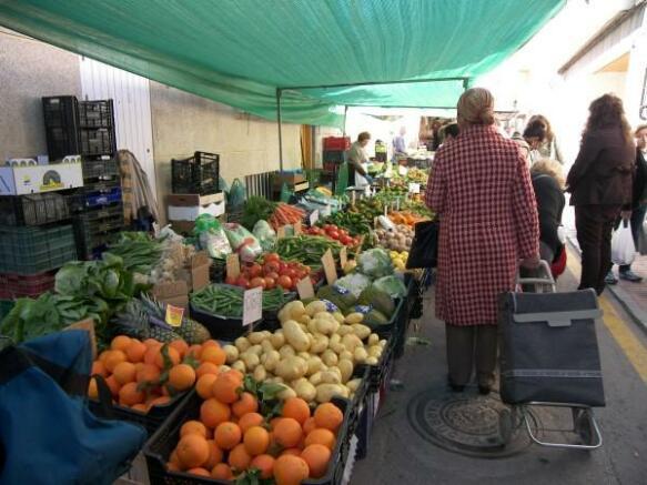 Garrucha market