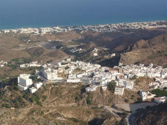 Mojácar pueblo