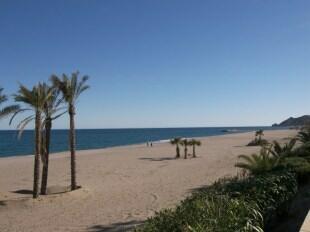 Mojácar beaches