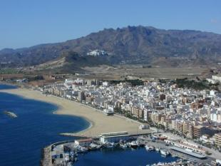 Garrucha playa