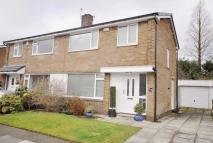 3 bed semi detached home in Kensington Drive, Bury...