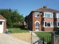 3 bed semi detached house to rent in Queens Drive, Stokesley...