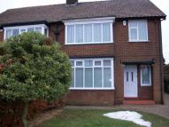 Gypsy Lane semi detached property to rent