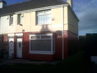 2 bedroom semi detached home to rent in Eden Road, Middlesbrough...