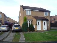 semi detached house in Cedarwood Glade...