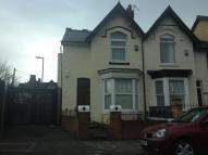 3 bedroom semi detached property in Newstead Road...